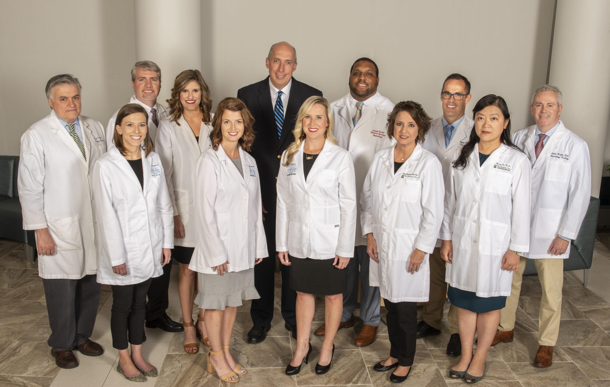 Kirkland Cancer Center providers