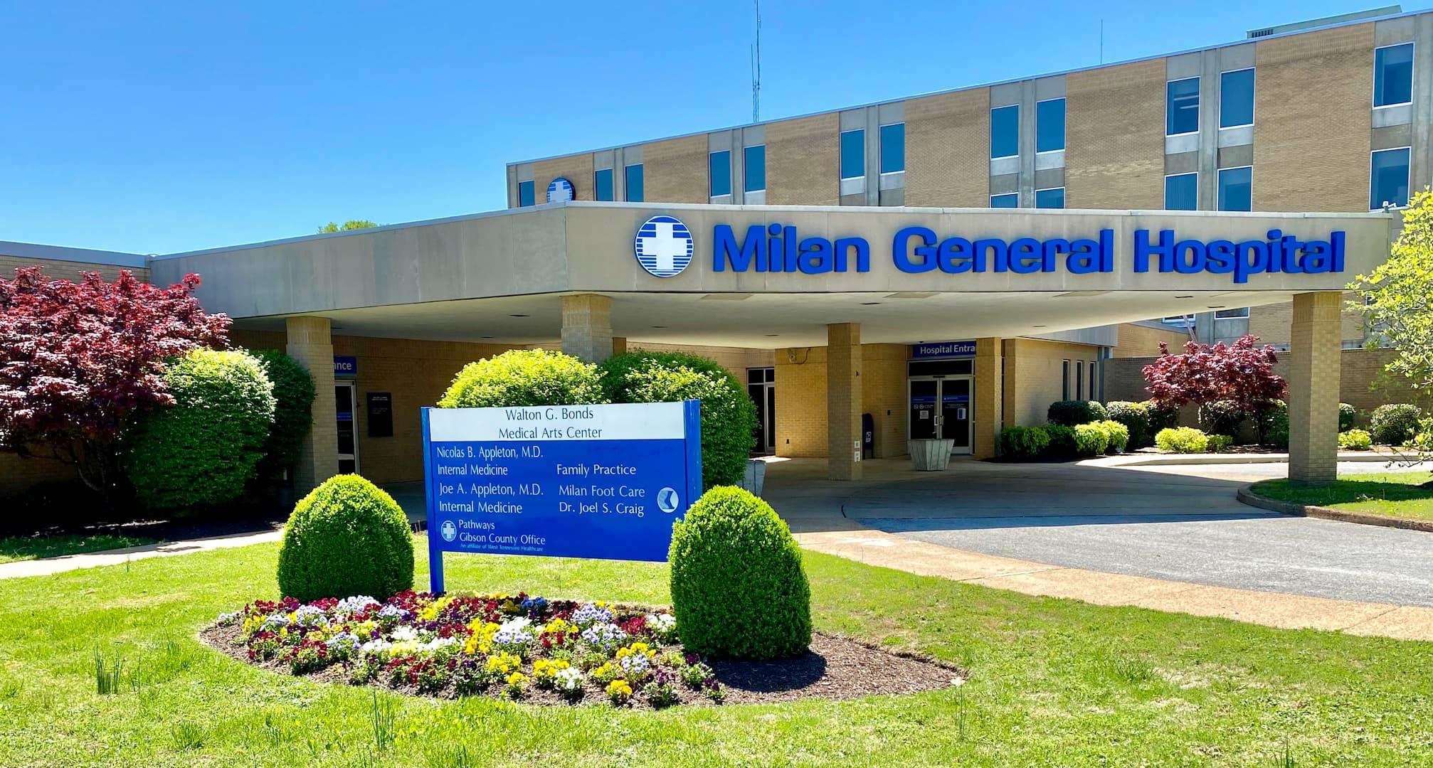 Milan Hospital