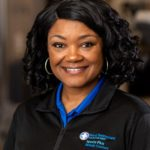 Felicia Ingram, PT, DPT, CLT-LANA, program manager