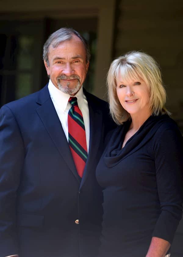 Bob and Donna Frankland