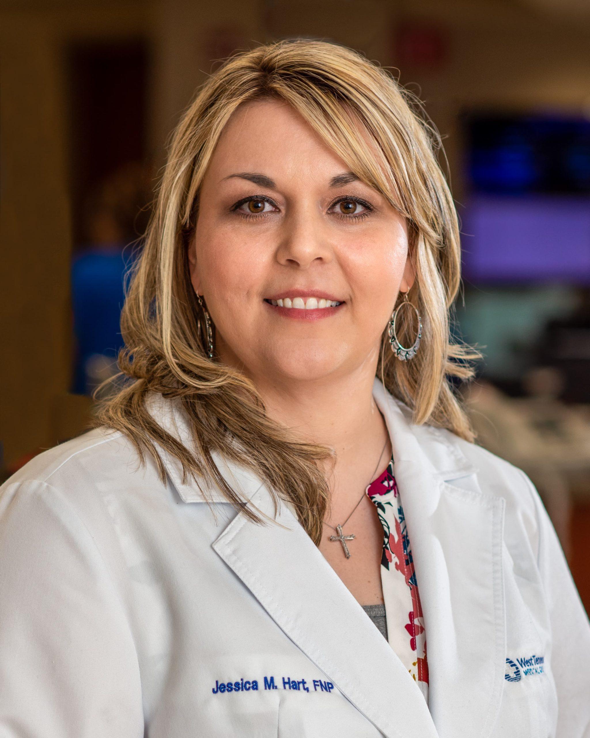 Jessica Hart, FNP